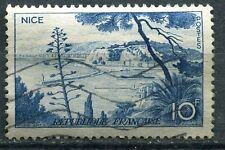 FRANCE TIMBRE OBL  N° 1038  NICE LE PORT