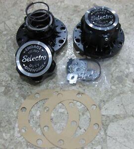 Selectro 4WD Locking Hubs Dodge IH International Harvester Mile Marker 1103401