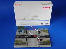 MARKLIN H0 - 7390  - Mechanically Operated Grade Crossing / BOX - EXC