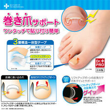 Dr. PRO Adhesive Tape For Ingrown Toe Nail  Correction Pain Relief 80 Sheets