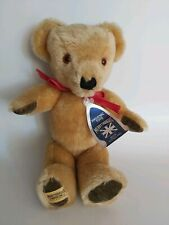 More details for vintage higienic toys merrythought teddy bear jointed, appr.13