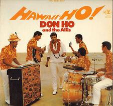 "DON HO & THE ALIIS ""HAWAII-HO !"" 60'S LP REPRISE 6303"