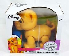 Disney My First Remote Control Lion King Simba Walks Roars Wags 27 mhz New Toy