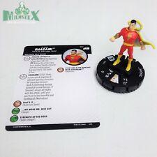 Heroclix Justice League Unlimited set Shazam! #014 Common figure w/card!
