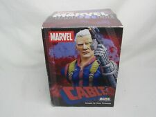 Marvel Cable Bust Statue by Rocco Tartamella #227 of 3000