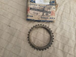 Datsun 120Y , 1974 on - Gearbox Synchro Ring - NEW OLD STOCK