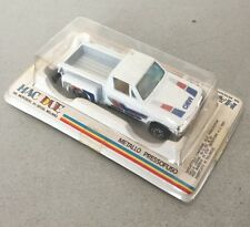 VINTAGE 80s# YATMING MAC DUE CHEVROLET CHEVY PICK UP WHITE   1:64# NIB RARE