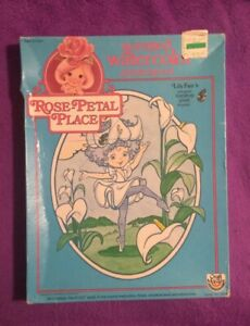 Rose Petal Place Scented Watercolor Painting Set Craftmaster 1984 Lily Fair