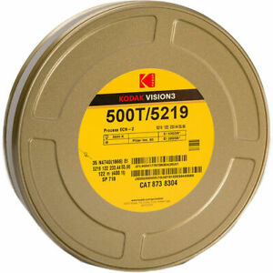 Kodak V3 35mm Vision3 400ft (122m) 500T/5219 Official Reseller UK Based