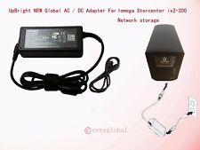 AC Adapter For Iomega StorCenter ix2-200 ix2-200d Network storage Power Supply