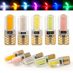 1000Pcs T10 168 194 LED COB 18 SMD W5W Auto Car Interior Light Lamp Bulb 12V