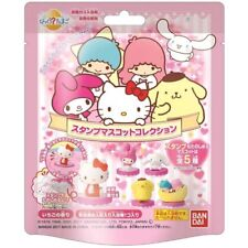 Japanese Bath bomb ball SANRIO BANDAI KITTY etc Inside Stanp Mascot Gift!