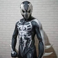 2099 Ultimate Spider-Man Cosplay Costume Spiderman Muscle Zentai Suit Jumpsuit