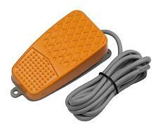Fußschalter GFS-2 mit Schutzhaube Trittschalter Fußpedal Schalter Fernschalter