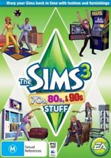 The Sims 3 70s 80s and 90s Stuff (Add On) PC