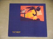 Y CYRFF wales welch LP NEW 1989 cymru lloegr a llanrwst DNA 01 catatonia