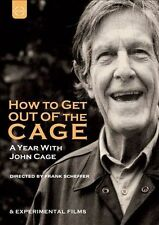 NEW How to Get Out of the Cage: A Year With John Cage (DVD)