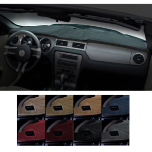 Coverking Custom Dash Cover Poly Carpet For Jeep Commander