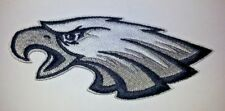 """Philadelphia Eagles Embroidered PATCH~4"""" x 1 5/8""""~Iron Sew on~NFL~Ships FREE"""