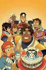VOLTRON LEGENDARY DEFENDER 1 NYCC NEW YORK COMIC CON VARIANT NM
