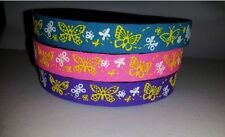 Beastie Band Cat Collars - =^.^= Purrfectly Comfy - Butterflies