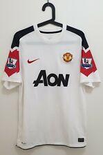 Manchester United 2010-2011 Away Jersey -SIZE MEDIUM- Chicharito 14 Man Utd