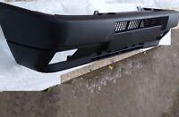 PARAURTI ANTERIORE FRONT BUMPER FIAT 1 uno turbo 1400 IE D mk2 bordi fasce rosse