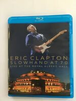 Eric Clapton Slowhand at 70 Live at The Royal Albert Hall Blu-ray Disc New