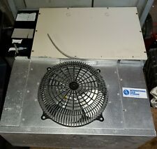 Used Outdoor 8x10 Walk In Cooler Refrigeration Package Condenser Coil Evaporator