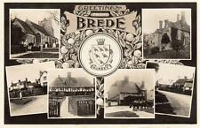 Brede Multi View Nr Hastings Rye RP old pc used Shoesmith Etheridge