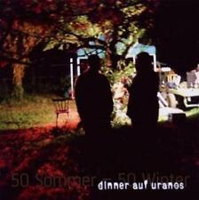 Dinner auf Uranos - 50 Sommer-50 Winter CD 2010 post rock Nocte Obdusta