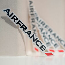 #4257 Air France Airlines Flight Luggage Label Phone size 1x13cm Decal STICKER