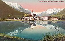 AK Unterengadin Fantana gel. 1913 Tarask Scuol Graubünden