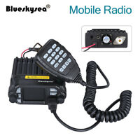 KT-8900D Dual Band Quad Standby 25w 200ch VHF UHF Car Ham Mobile Radio Black D1T