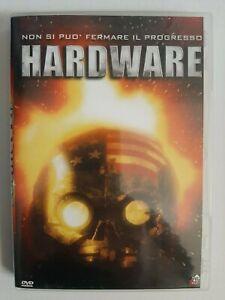 Hardware - Metallo letale 1990 DVD fuori catalogo Sci-Fi Horror
