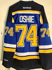 Reebok Premier NHL Jersey St.Louis Blues T.J. Oshie Blue sz S