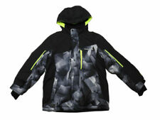 ZeroXposur Boys Size 14/16 Hooded Full-Zip  Sports Snowboard Jacket, A-7.10-FZ35