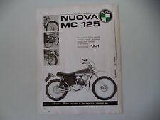 advertising Pubblicità 1972 MOTO PUCH MC 125