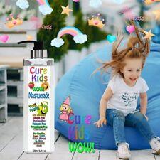 Cure Kids Wow Mascarade Fruité Profond Conditionneur Enfants Poux Répulsif 237ml