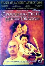 CROUCHING TIGER / HIDDEN DRAGON - CHOW YUN FAT - SONY PICTURES  - SEALED DVD