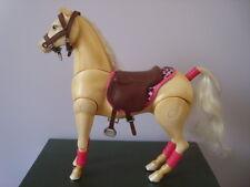 MATTEL CAVALLO JUMPING HORSE FUNZIONA per Barbie bambola pupazzo poupee doll toy