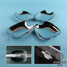 4Pcs Chrome Door Handle Cup Bowl Fit Highlander 2008-2010 Toyota Camry 2006-2011