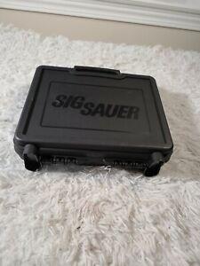 Sig Sauer Factory Pistol Hard Case Box