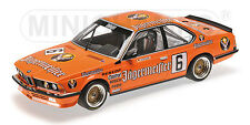 Minichamps 155842506 BMW 635 CSI Jägermeister BRUN DPM 1984- 1:18  #NEU in OVP#