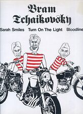 BRAM TCHAIKOVSKY sarah smiles 12INCH 45 RPM  UK EX 1978
