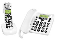 ORICOM PRO910-1 AMPLIFIED CORDLESS CORDED PHONE AND ANSWER MACHINE