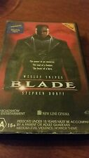 BLADE - WESLEY SNIPES -  VHS VIDEO TAPE
