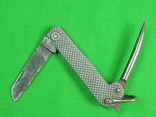 British English WW2 Military Marine Folding Pocket Knife