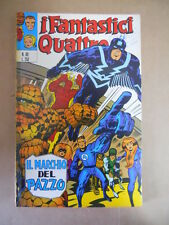 I FANTASTICI QUATTRO n°80 edizioni Corno   [G338] * MEDIOCRE DA RACCOLTA *