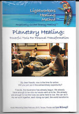 Planetary Healing: Powerful Tools for Personal Transformation 6 CD Set Brand NEW